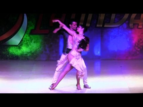 WLDCup 2015 ~ Semi Final Chachacha ~ Soledad Martino & Diego Castro
