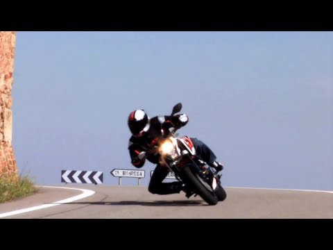 2013 KTM 390 Duke Official video
