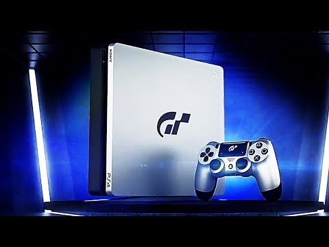 NEW PS4 Console Gran Turismo Sport (Limited Edition)