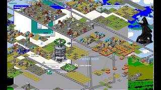 Sim City 2000 Screen Saver