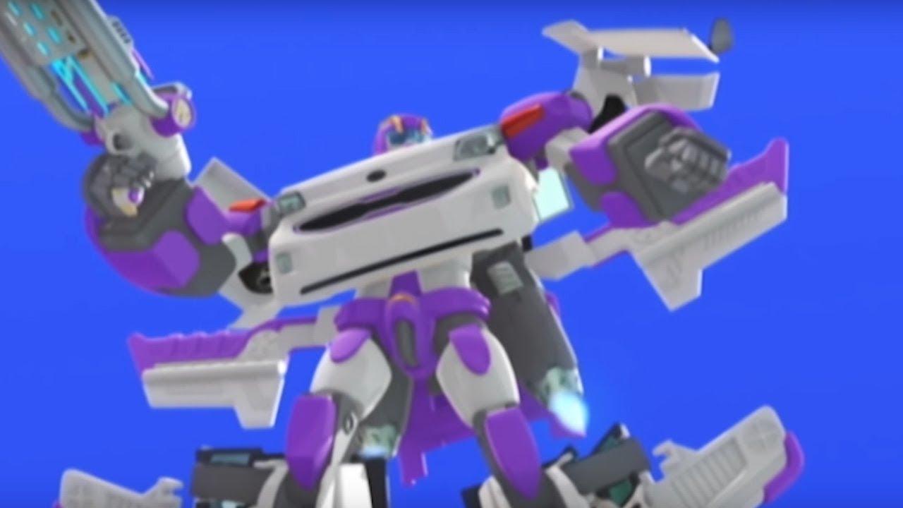 Тоботы новые серии - 3 Серия 2 сезон - мультики про роботов трансформеров [HD]