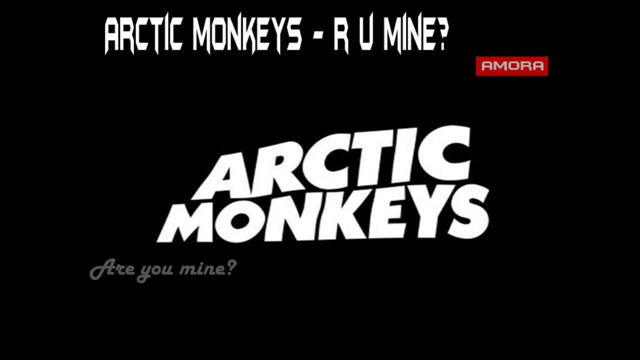 R U Mine Arctic Monkeys Album Cover Arctic Monkeys - R U Mine