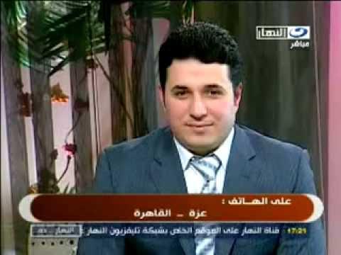 د. أحمد عمارة - النهاردة - الوزن المثالي بالعقل 1-2