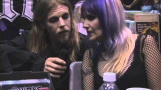 Dinah Cancer (45 Grave) talks with Darkest Jack