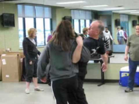 Rasmussen College Eagan CJ Self-Defense Event
