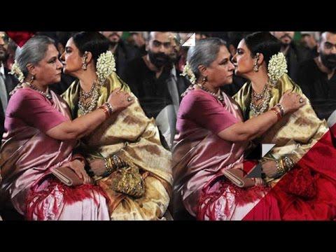 OMG! Jaya Bachchan & Rekha Came Face To Face And Hugged | Bollywood News