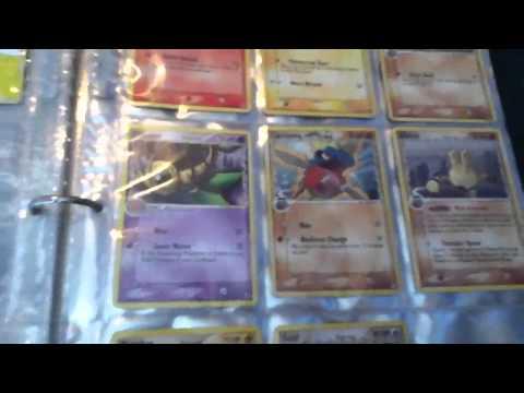 My Pokémon Card Binder (Q)!!!  +Boundries Crossed pack (SEX