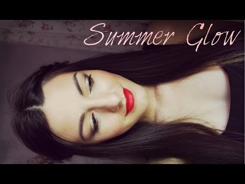 Summer Glow Make-up ( H&M ) + Giveaway!! ( Closed )