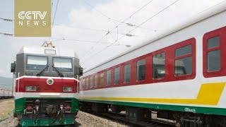 Chinese-built railway to boost African Trade linking Ethiopia and Djibouti