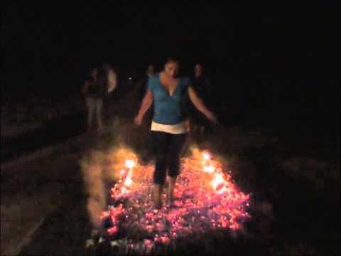 Caminando Fuego Caminando Sobre Fuego S.o.l