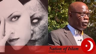Video: Black is a dominant color. White was engineered though Selective Breeding - Leo Muhammad (NOI)