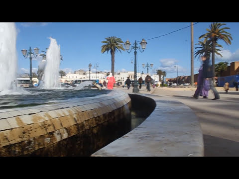 La beauté de la ville de Rabat (HD)