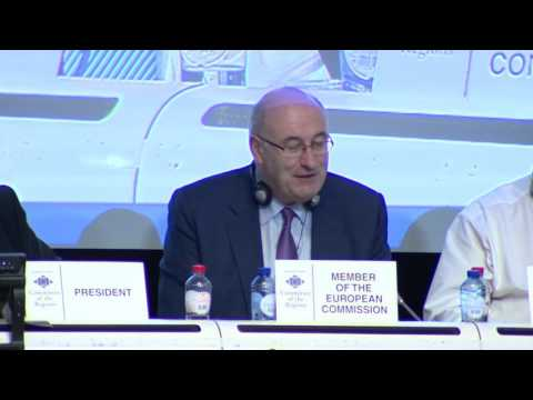 Phil Hogan - 114th plenary session - European Committee of the Regions