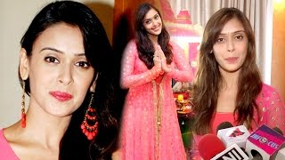 Celebrate The Festival of Lights Diwali with Actress Hrishitaa Bhatt