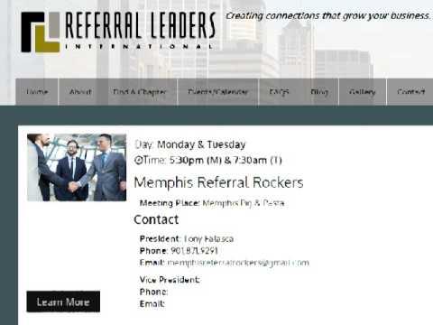 Memphis Referral Network