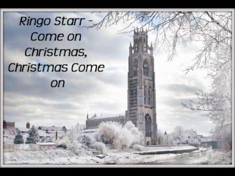 ringo starr christmas songs