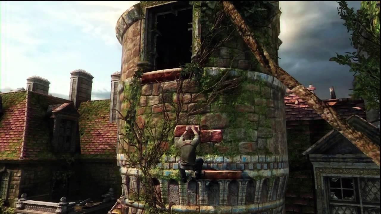 Uncharted 3 Treasure Locations: Treasure 25 Diamond and ...