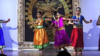 Parvati dance performed by Harini & Radha