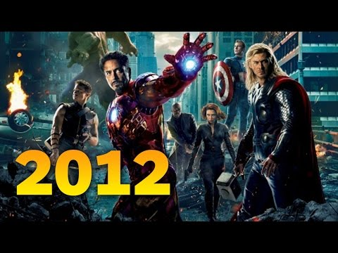 Borderlands 2, The Walking Dead, & The Avengers Made 2012 Awesome for Geeks - History of Awesome
