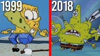 Altes Spongebob Vs. Neues Spongebob