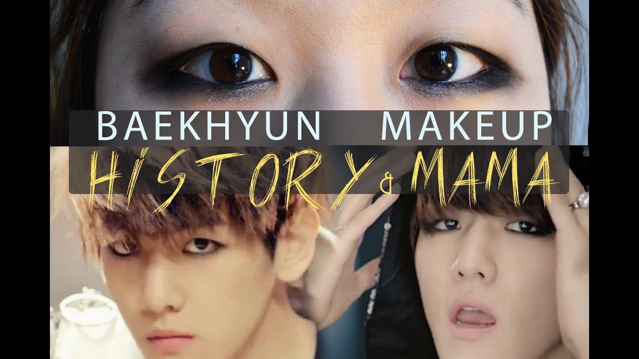 Mv, mama, exo, exo-k, baekhyun, baek, hyun, cut, korea, music, video, ma