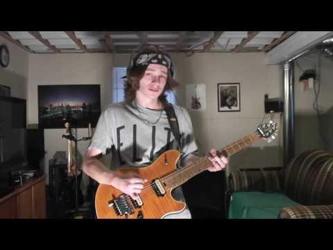 Van Halen Hot For Teacher Cover video