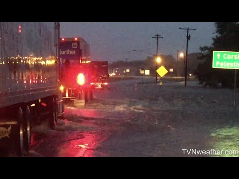 Texas Flash Flood Chase, October 23-25, 2015