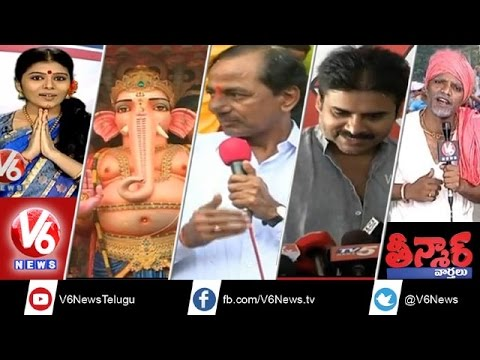Tollywood cases - Kaloji Birth Anniversary - Hyd Ganesh festival...