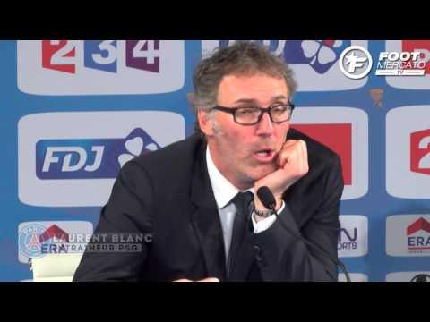 Laurent Blanc tacle les journalistes