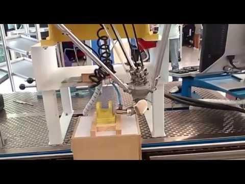 Robot,  Proyecto celda de manufactura