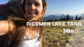PCT 2019 Prep: Backpacking Nicomen Lake