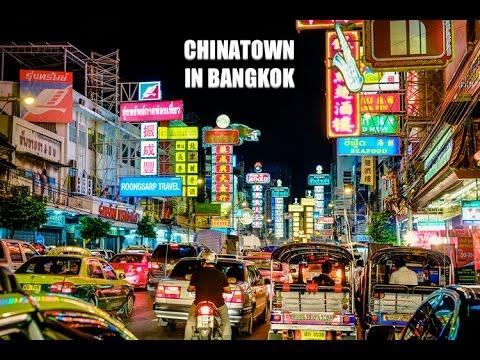 Bangkok, Thailand: Chinatown in Bangkok