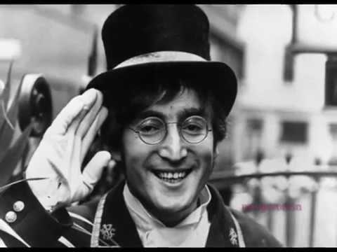 happy birthday John, John Lennon. you are eternal 1940 - ∞