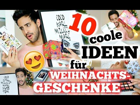 10 coole WEIHNACHTSGESCHENK-IDEEN für MÄDCHEN | JUNGS & JEDEN!