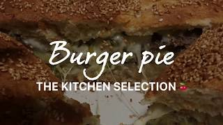 Kitchen Selection, burger pie