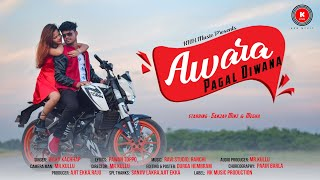 AWARA PAGAL DIWANA || SINGER-VICKY KACHHAP || NEW NAGPURI VIDEO SONG 2019|| FULL HD 1080P