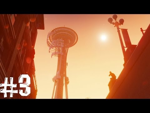 Infamous: Second Son. Прохождение. Часть 3 (На самой верхушке города)
