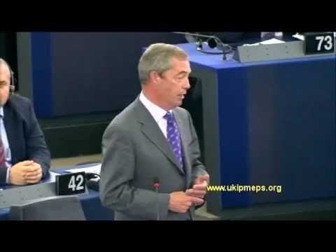 Nigel Farage: Treating democracy with deliberate contempt
