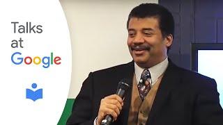 """Neil deGrasse Tyson: """"The Pluto Files""""   Talks at Google"""