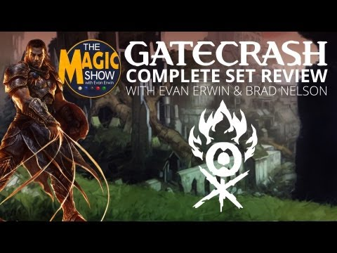 Complete Gatecrash Set Review - Green/Gruul+