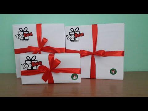 Открываем коробки с сюрпризами с You Box!