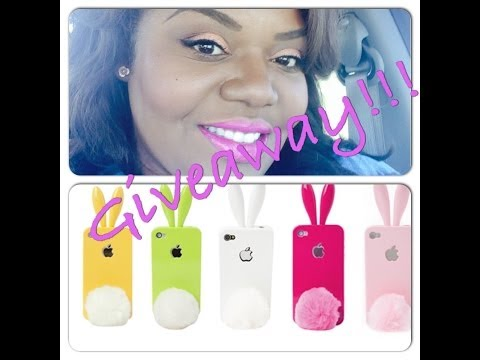 Giveaway!!! IPhone Bumpers
