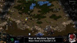 SSCAIT 2016: Man vs Machine Matches