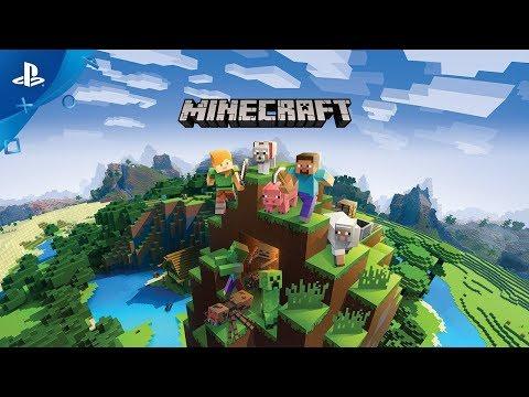 Minecraft Bedrock Version - Launch Trailer | PS4