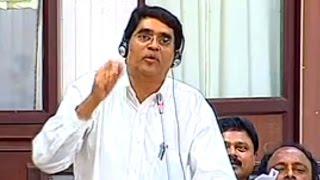 YSRCP MLA Buggana Rajendranath Satires on Chandrababu Govt || AP Assembly - Watch Exclusive