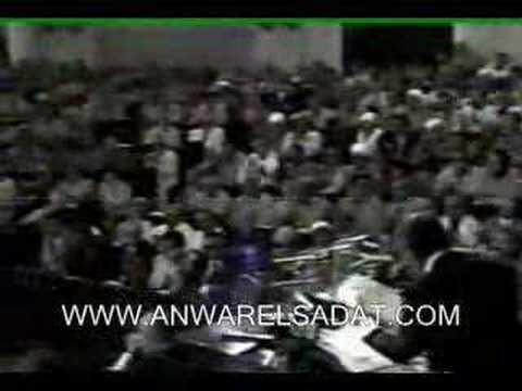 جزء من خطاب السادات سبتمبر 1981