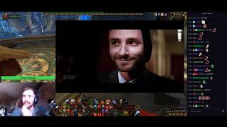 """Asmongold Reacts to """"The Twitch Knight"""""""