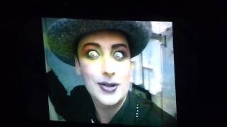 Watch Boy George Funtime video