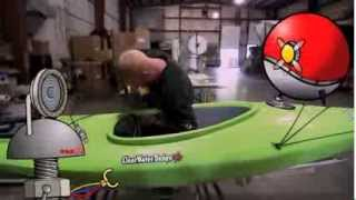 Making Stuff features ClearWater Design Canoes & Kayaks factory