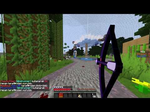 League OF Minecraft   2.Bölüm - Huahwi kim lan?